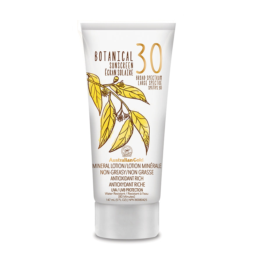 BOTANICAL SPF 30 MINERAL LOTION