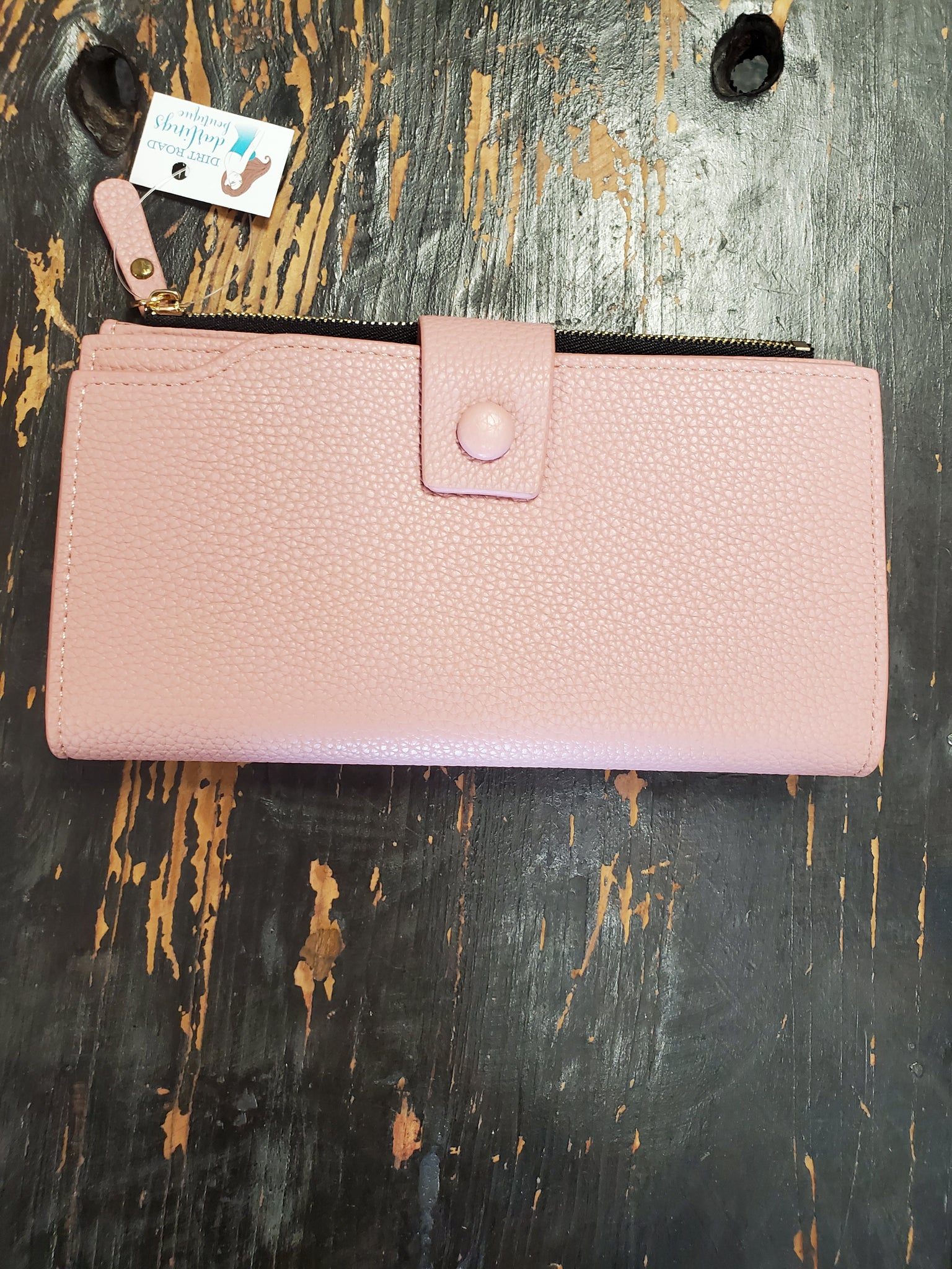 Multi storage wallet/wristlet