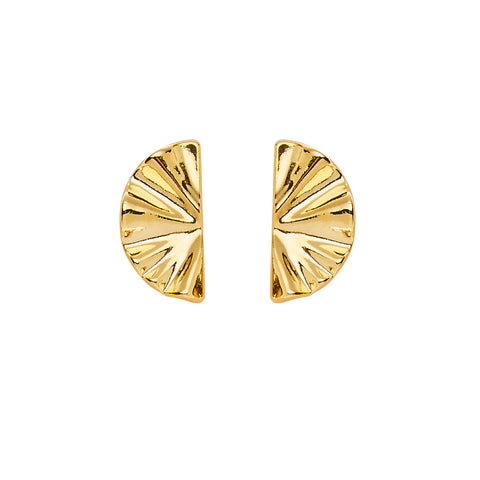 Aria Earrings in Gold