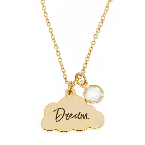 Dream Necklace in Gold