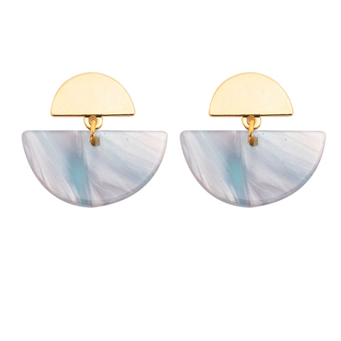 Catalina Earrings in Gold