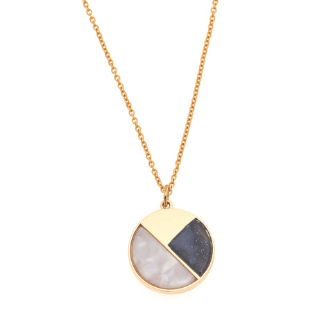 Georgia Necklace in Gold