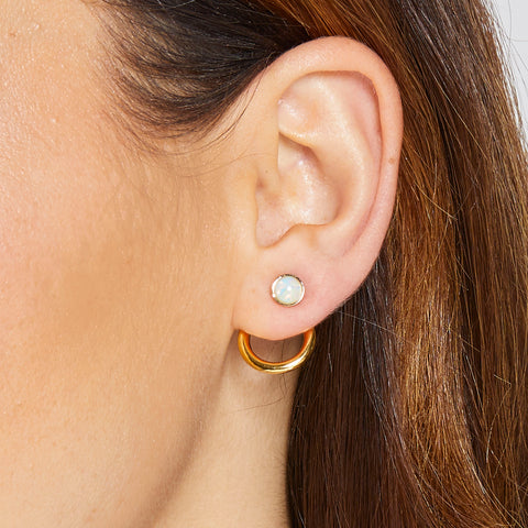 Izzy Ear Jacket in Gold