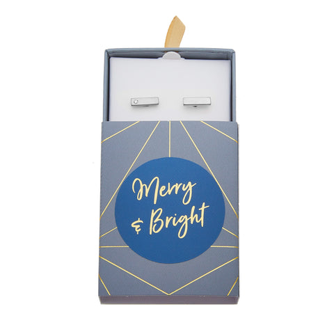 Merry & Bright Earrings in Silver