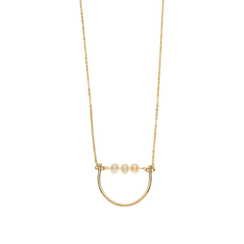 Oasis Necklace in Gold