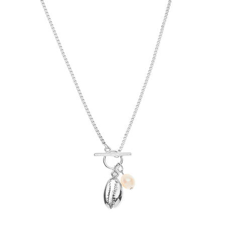 Paradise Necklace in Silver