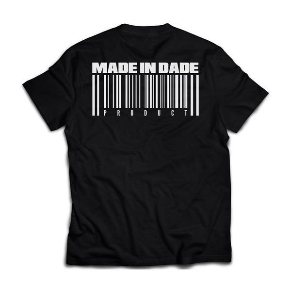 305: MADE IN DADE [tee] in BLACK