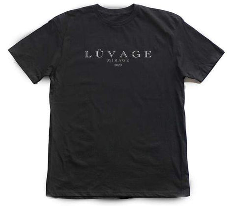 Luvage Mirage : First Edition [tee] in BLACK