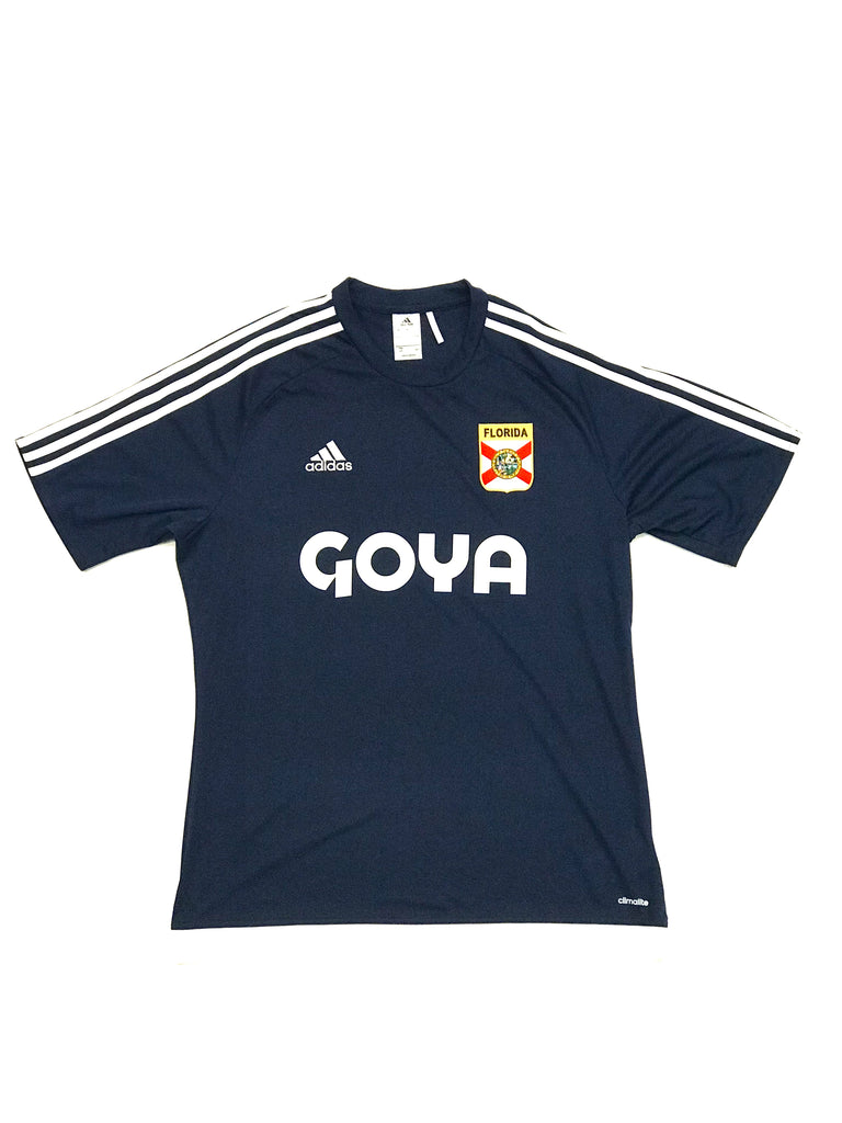 soccer South Florida GOYA [jersey] in NAVY