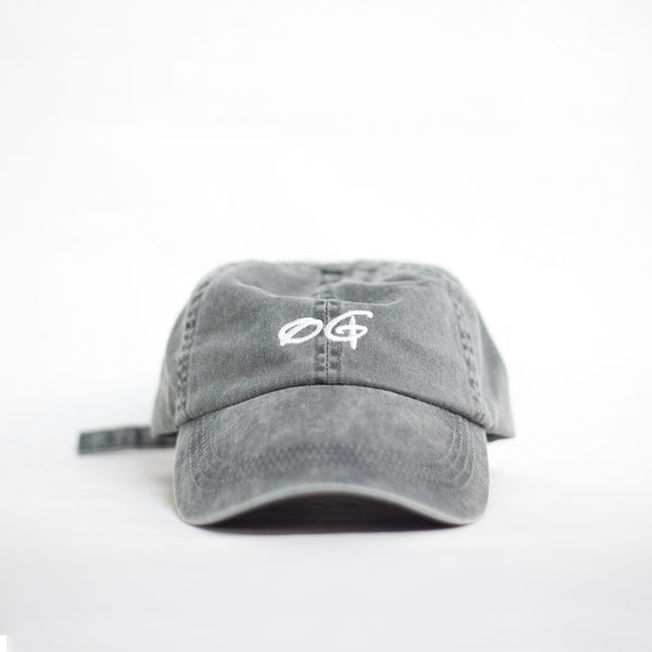 OG Grey Unstructured Hat