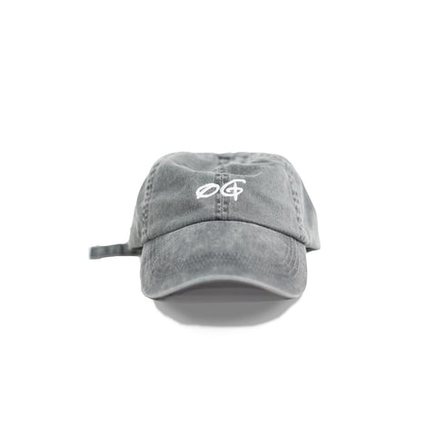 Memo Hats : OG [dad hat] in GREY
