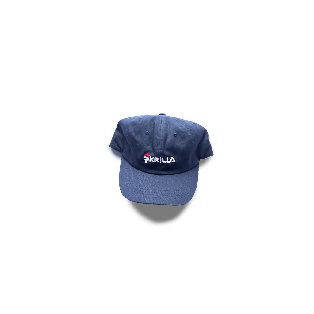Skrilla [dad hat] in NAVY
