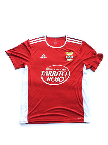 soccer Dade County tarrito [jersey] in RED
