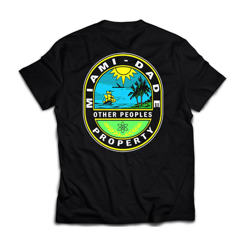 OPP : 305 Seal [tee] in BLACK