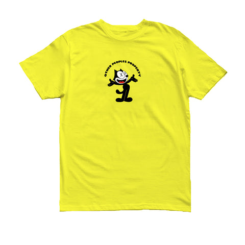 OPP FeliXXX  [tee] in YELLOW