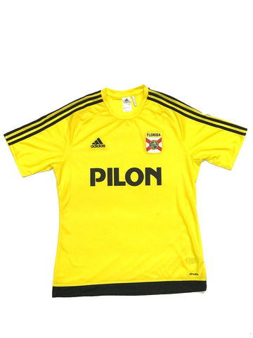 soccer Dade County Coffee [jersey] in YELLOW