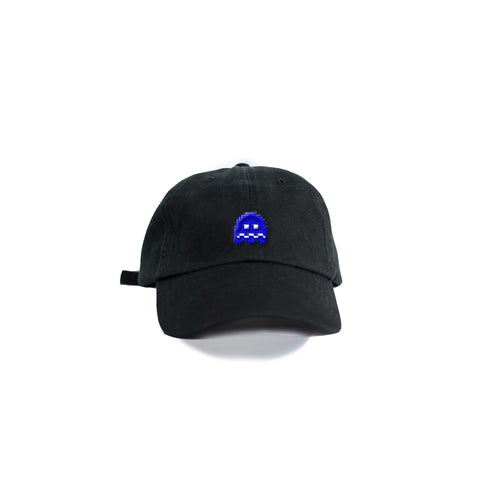 Scrred [dad hat] in BLACK