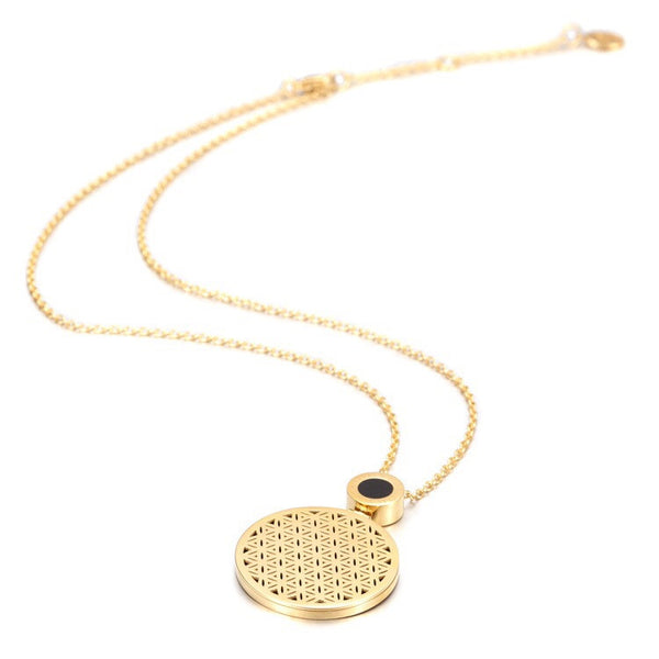 Sacred Flower of Life Necklace