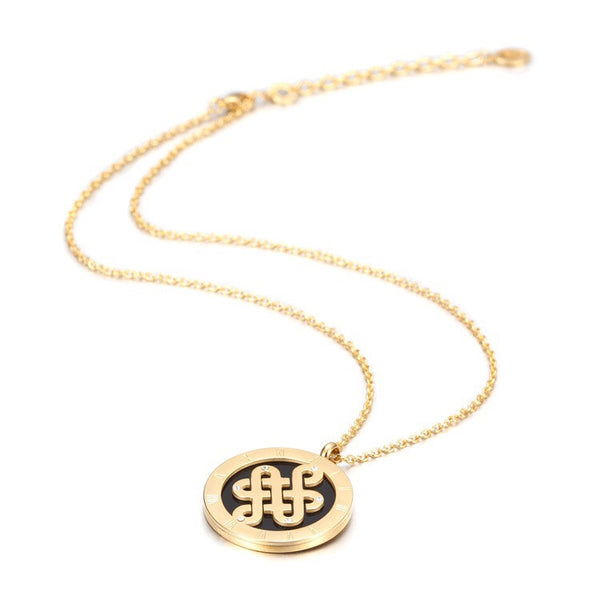 Endless Knot Necklace