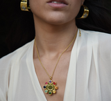 Chakras and Vital Energy Necklace