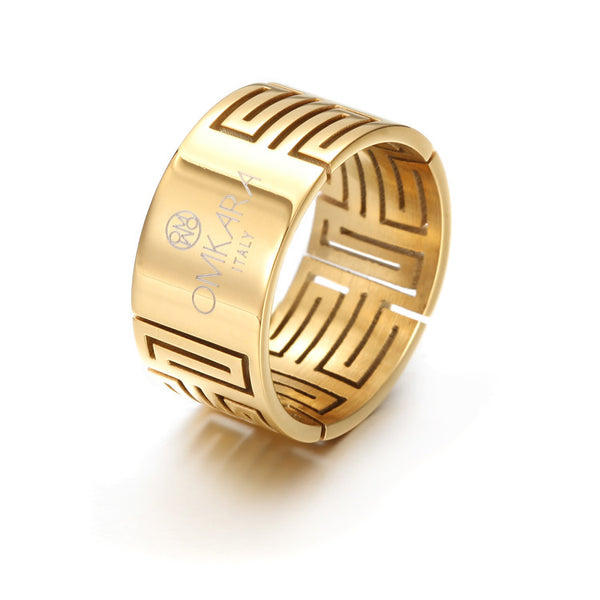 Omkara Logo Ring