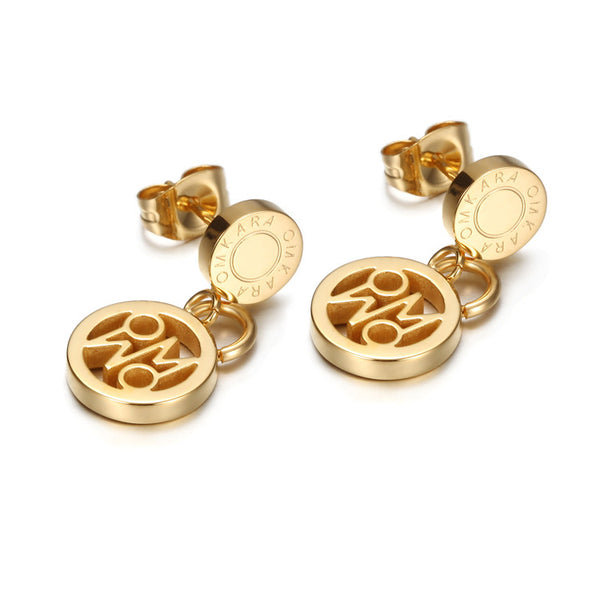 Omkara Signature Earrings