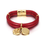 Yoga Flower of Life Omkara Bracelet