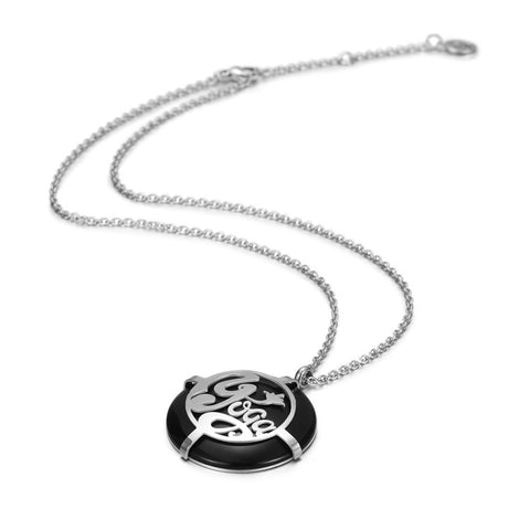 Yoga Symbol Necklace
