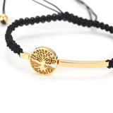 Tree of Life Omkara Bracelet