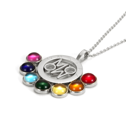 Omkara Signature Chakras Necklace
