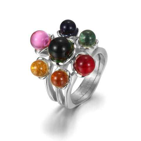 Chakras Vital Energy Ring