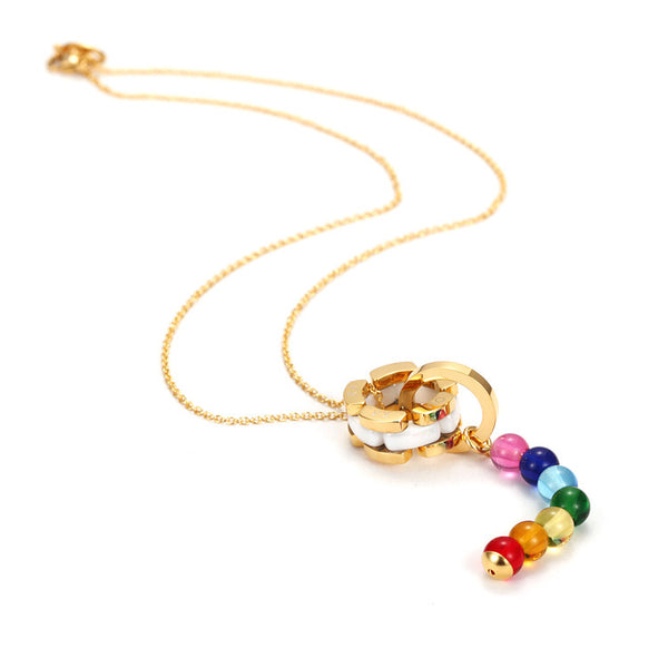 Chakra Colors Necklace