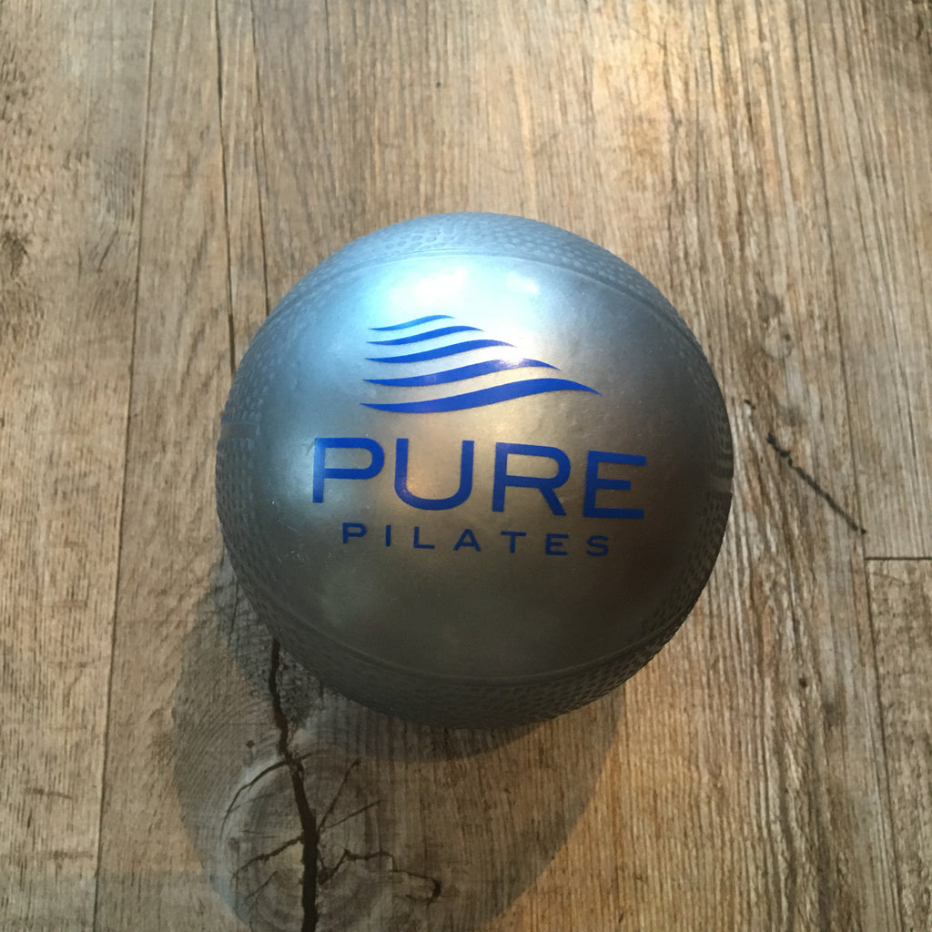 Pure Pilates Silver Ball for Release Work