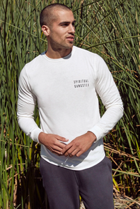 Positive Vibes Long Sleeve Tee