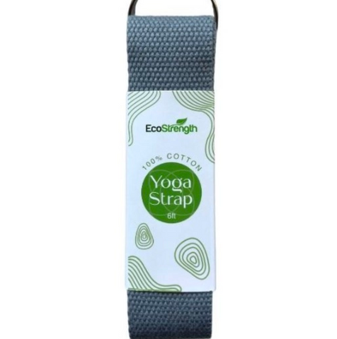 100% Cotton Yoga Strap