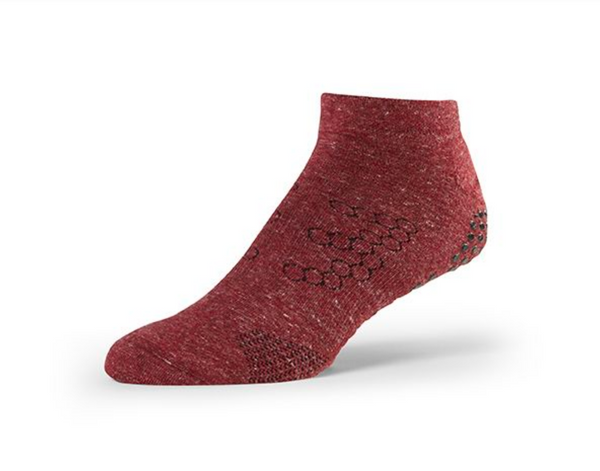 Mens Low Rise Grip Socks