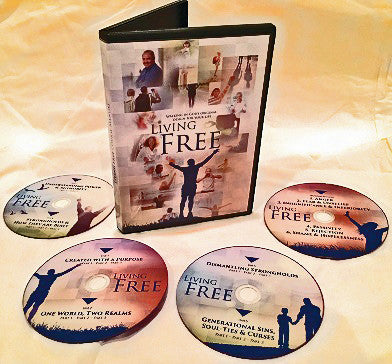 Living Free DVD Video Series