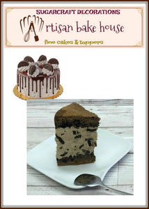 ARTISAN COOKIES & CREAM CAKE