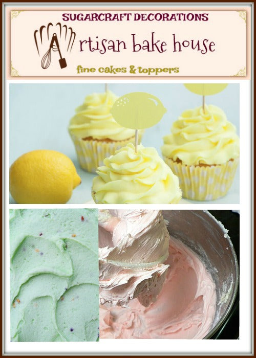 FRUITY BUTTERCREAM