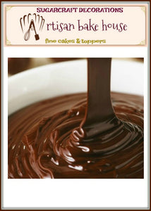 MILK CHOCOLATE GANACHE