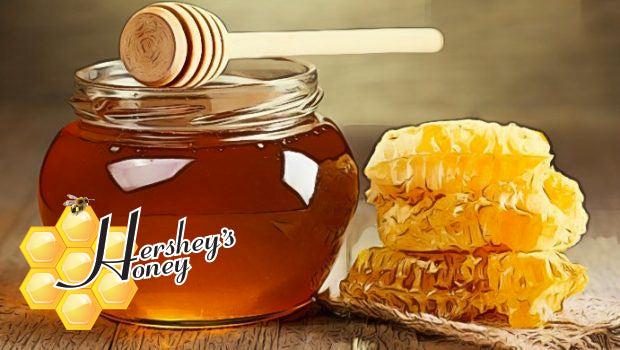 RAW HONEY FOR YOUR SKIN!