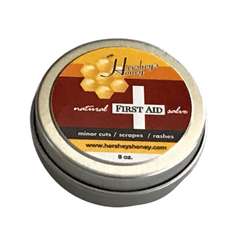 Natural First Aid Salve, Salve - Hershey's Honey