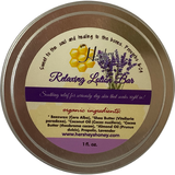 Relaxing Lotion Bar in a Tin