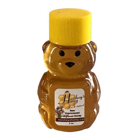 Wildflower Honey 2 oz., Honey - Hershey's Honey