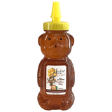 Wildflower Honey Bear Pure Natural Raw HERSHEY'S HONEY 12 oz., Honey - Hershey's Honey