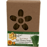 Raw Honey and Beeswax Soap, Organic, Skin Care - Hershey's Honey