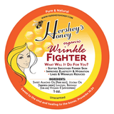 Wrinkle Fighter Natural Rejuvenate New Cell Growth Youthful, Skin Care - Hershey's Honey