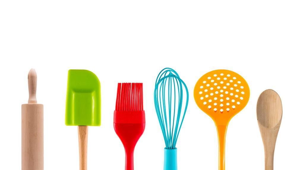 Kitchen Tools Banner