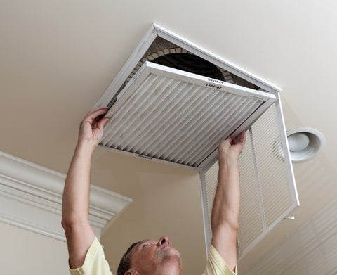 steam cleaning filters air conditioning