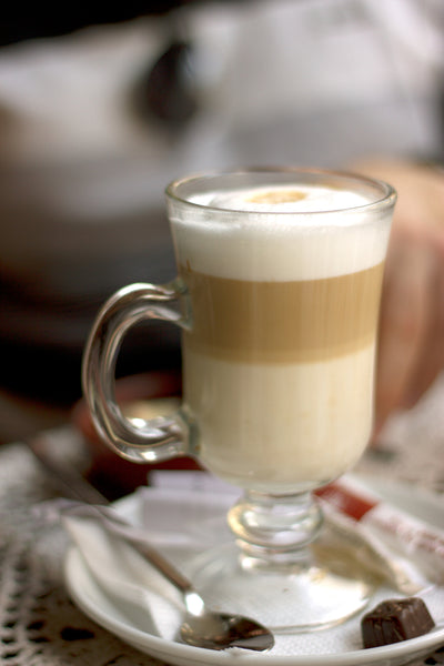 coffee-cafe-latte froth